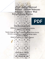 Teonanacatl Hongos Alucinógenos de Europa y America del Norte