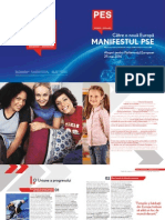 PES Manifesto RO
