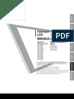 Manual Utilizator Tv Lcd