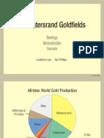 Witwatersrand Goldfields