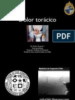 Dolor Torácico. Dr.carlos Basaure