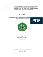 Proposal Pengajuan JUDUL
