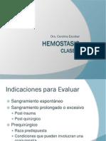 Hemostasis 2