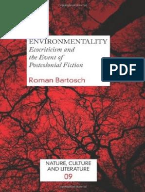 Environmentality Ecocriticism