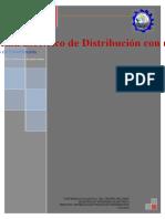 Informe de Confiabilidad de Sistema Eléctrico de Distribución