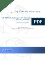 ITU Session 2