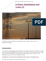 Total Losses in Power Distribution and Transmission Lines (2) _ EEP