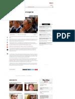 Princeton Study- U.S. No Longer an Actual Democracy