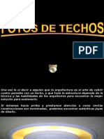 Fotos de Techos