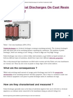 What Are Partial Discharges on Cast Resin Transformers_ _ EEP