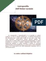 Antropozófia Rudolf Steiner Nyomán