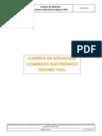 SGC CAR01 Carpeta de Afiliacion Comercio Electronico Seguro VISA v20 Formulario