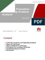 GSM&UMTS Training Course 5-GSM CS Call Drop Problem Analysis 20111130-A-V1.0