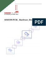Sim5350-Pcie Hardware Design v1.00
