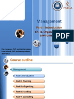 [MG-En-lectures] [03] Organizational Environments