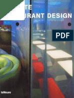 Diseno Interior - Ultimate Restaurant Design Zip