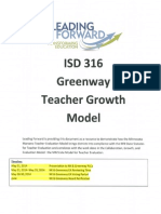 isd 316 teacher growth plan