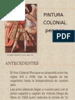 Pintura Colonial Peruana