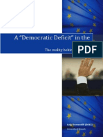 Democratic Deficit Libre