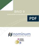 Bind9 Admin man