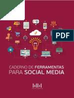 Caderno Ferramentas Social Media