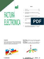 Manual de La Factura Electronica