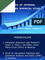 Jurnal 9 - Outsourcing Internal Audit