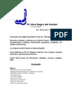 El Libro Negro Del Hacker-Contenido
