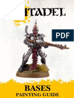 Painting Guide - Bases