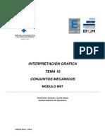 Tema 10 - Conjuntos Mecánicos