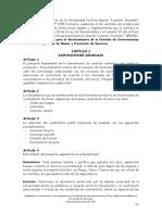Reglamento Interno Comisión de Contrataciones Rev Omar