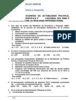 Banco de Preguntas de Actualidad Politica2