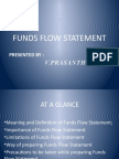 Funds and Cash