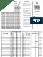 Registro de evaluación y asistencia EBA