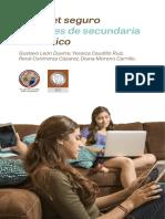 Internet seguro y jóvenes de secundaria en México