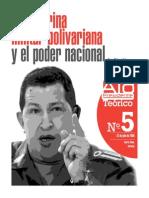 La Doctrina Militar Bolivariana y El Poder Nacional