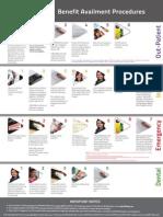 Benefit Availment Procedures