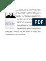 Biography of José Rizal
