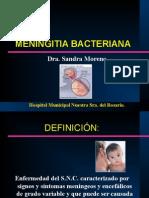 Meningitis Bacteriana Pediatria