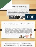 Que Es El Carbono