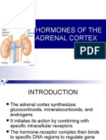 Hormones of the Adrenal Cortex 1-13