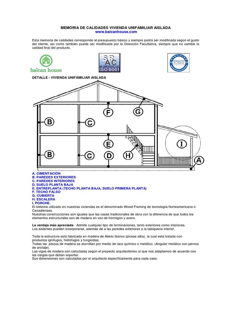 Presupuesto Vivienda Unifamiliar - Ideas De Disenos - Ciboney.net