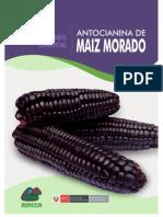 Antocianina de Maiz Morado