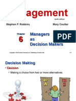 7. Decision Making