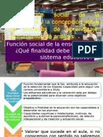 funcion social de la educación.pptx