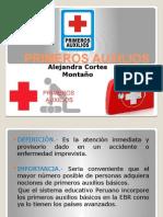 Primeros Auxilios Alejandra