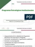 Innovacion y Desarrollo 2013.2018