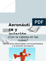 Aviacion y Aeronautica