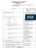 University Grants Commission pim
