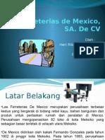 Slide Las Ferreterias de Mexico, SA